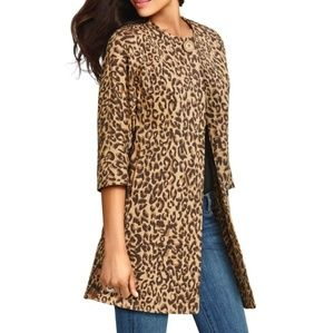 CABI Leopard Estate Jacket XL